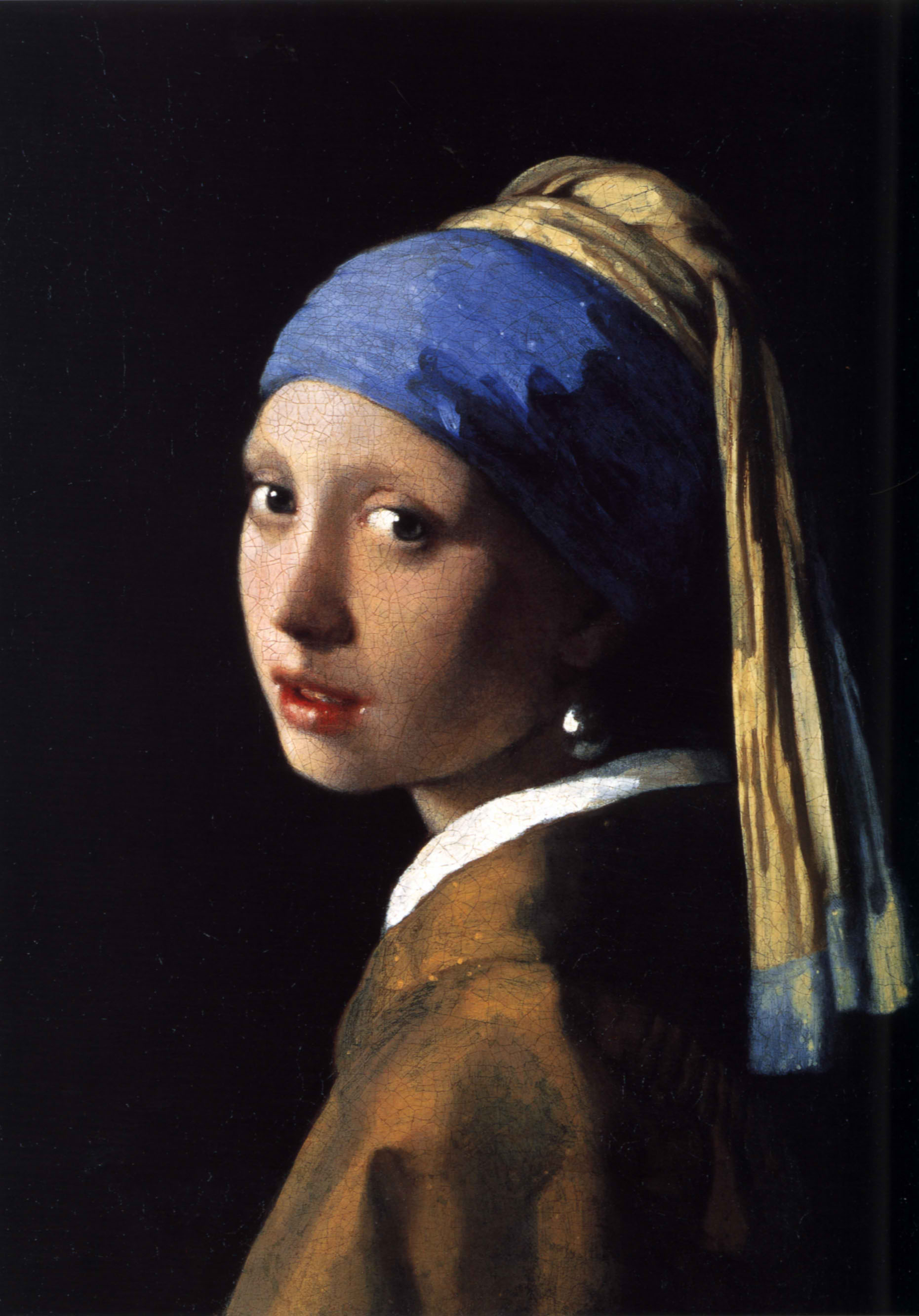 The Mona Lisa of the North | Art & Architecture in ... A Girl With A Pearl Earring