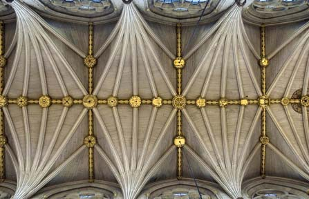 Gothic architecture window windows and buttresses of the - The Westminster Abbey Art Amp Architecture In Different